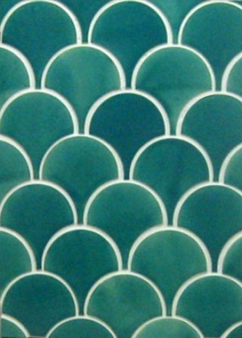 "<h5>Arch</h5><p>""Arch"" field tile in Marie #125. </p>"