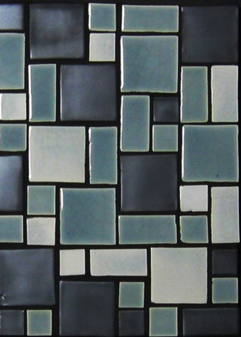 <h5>Mosaic Blend</h5><p>Mosaic Blend 1x1, 1x2 & 2x2 in Skyy #315.</p>