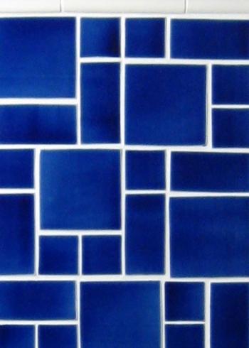 <h5>Mosaic Blend</h5><p>Mosaic Blend 2x2, 2x4 & 4x4 in Saphire #301.</p>