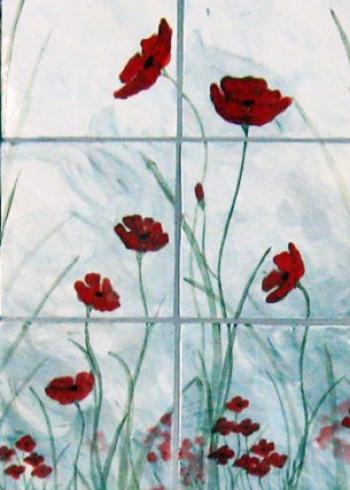 <h5>Poppy Mural</h5>