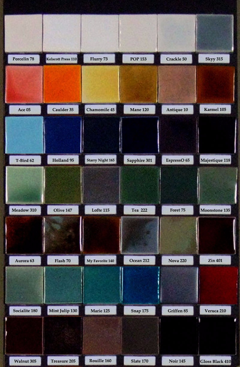 Tile Colors